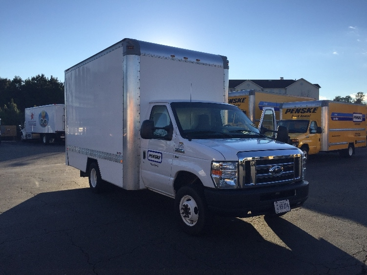 Light Duty Box Truck-Light and Medium Duty Trucks-Ford-2012-E350-SANDSTON-VA-88,930 miles-$19,500