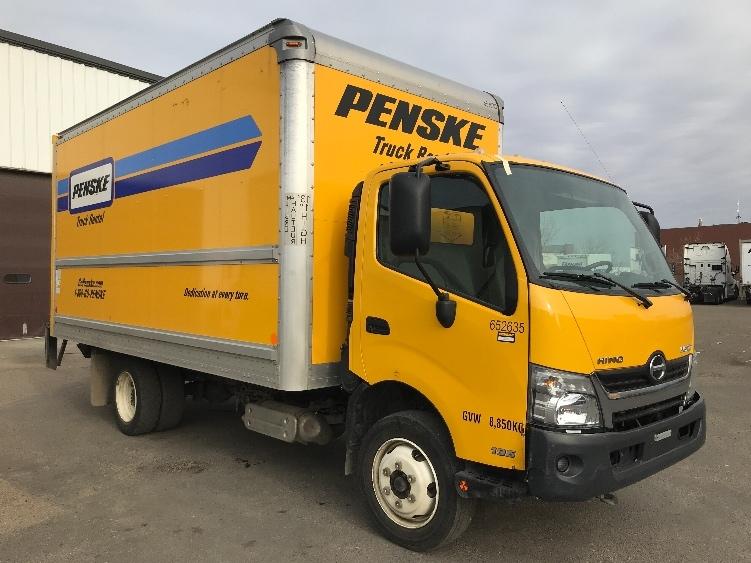 Medium Duty Box Truck-Light and Medium Duty Trucks-Hino-2013-195-EDMONTON-AB-68,371 km-$36,500