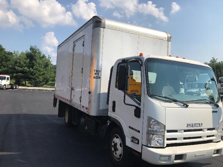 Medium Duty Box Truck-Light and Medium Duty Trucks-Isuzu-2013-NQR-KING OF PRUSSIA-PA-161,172 miles-$25,750