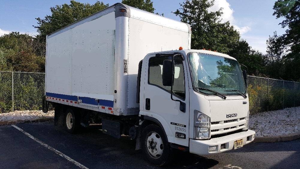 Medium Duty Box Truck-Light and Medium Duty Trucks-Isuzu-2013-NQR-PARSIPPANY-NJ-196,813 miles-$6,000