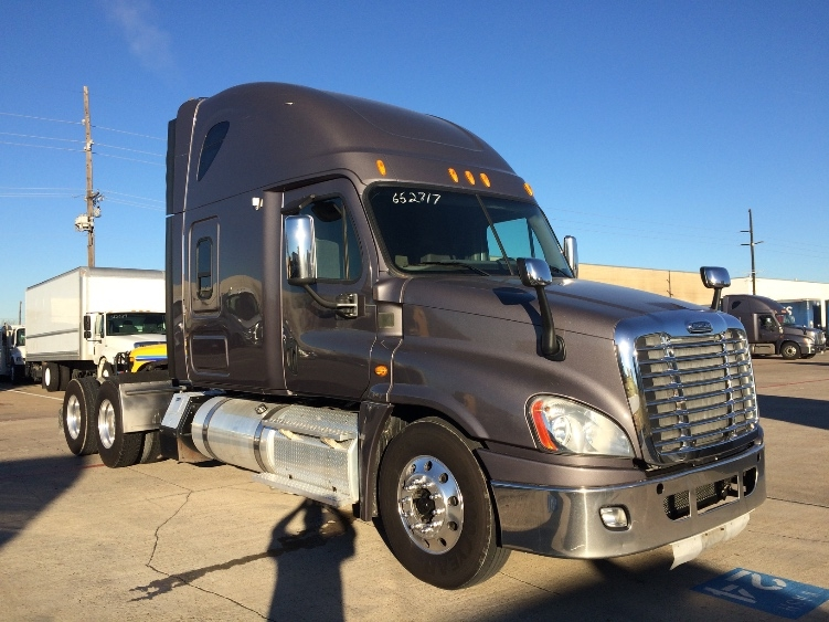 Sleeper Tractor-Heavy Duty Tractors-Freightliner-2013-Cascadia 12564ST-ALBUQUERQUE-NM-512,523 miles-$51,750