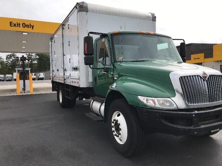 Medium Duty Box Truck-Specialized Equipment-International-2013-4300-NORTON-MA-143,877 miles-$24,750