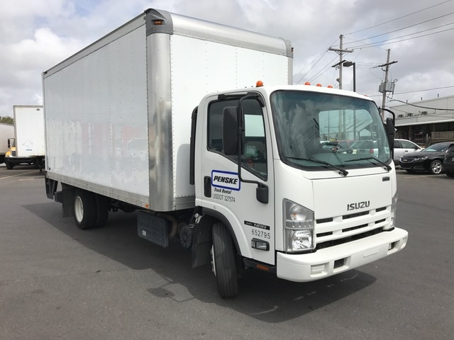Medium Duty Box Truck-Light and Medium Duty Trucks-Isuzu-2013-NRR-HAMMOND-LA-77,841 miles-$34,500