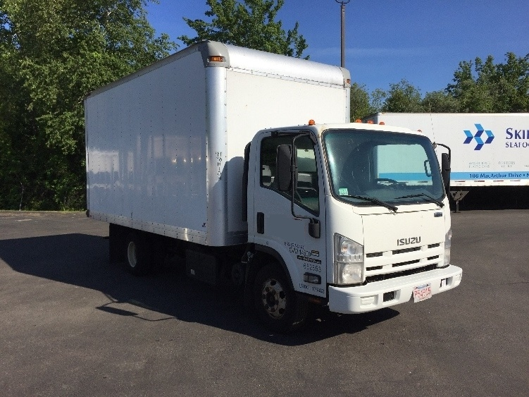 Medium Duty Box Truck-Light and Medium Duty Trucks-Isuzu-2012-NPR-NEW BEDFORD-MA-236,301 miles-$14,000