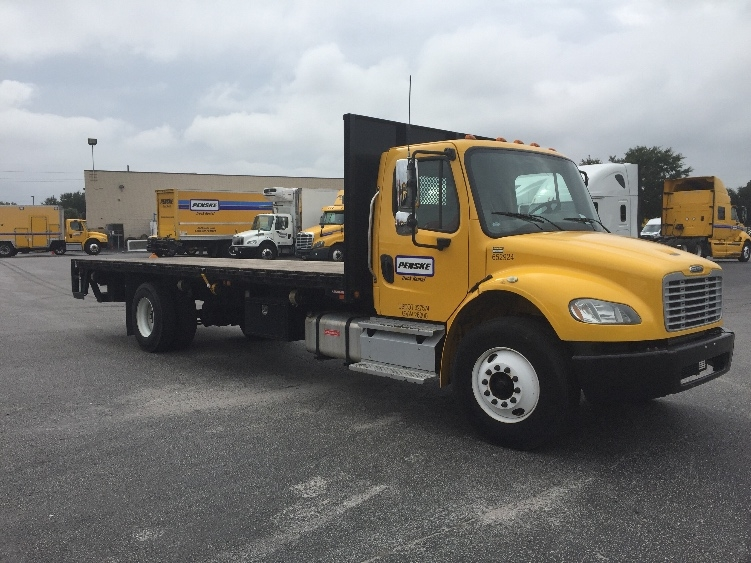 Flatbed Truck-Light and Medium Duty Trucks-Freightliner-2013-M2-GAINESVILLE-FL-79,218 miles-$50,000