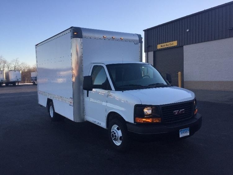 Light Duty Box Truck-Light and Medium Duty Trucks-GMC-2012-Savana G33803-WEST HAVEN-CT-22,403 miles-$21,750