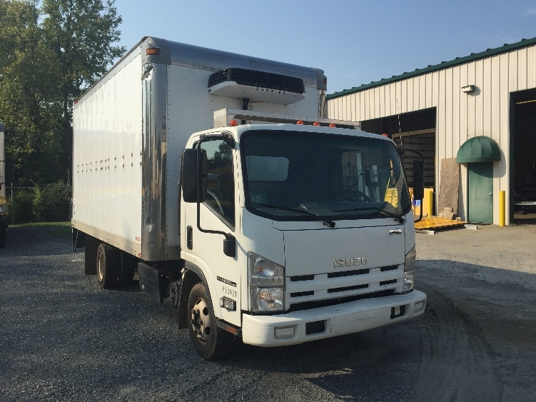 Reefer Truck-Light and Medium Duty Trucks-Isuzu-2013-NPR-CHARLOTTE-NC-162,469 miles-$28,250