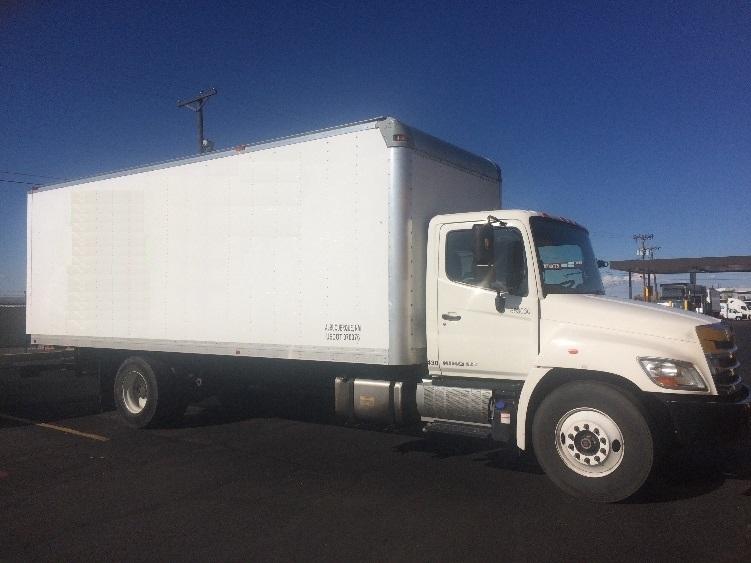Medium Duty Box Truck-Light and Medium Duty Trucks-Hino-2013-268-ALBUQUERQUE-NM-190,212 miles-$43,000
