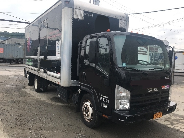 Medium Duty Box Truck-Light and Medium Duty Trucks-Isuzu-2013-NRR-ELMSFORD-NY-138,097 miles-$30,000