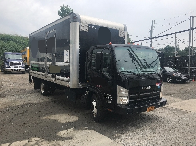 Medium Duty Box Truck-Light and Medium Duty Trucks-Isuzu-2013-NRR-ELMSFORD-NY-126,443 miles-$31,000