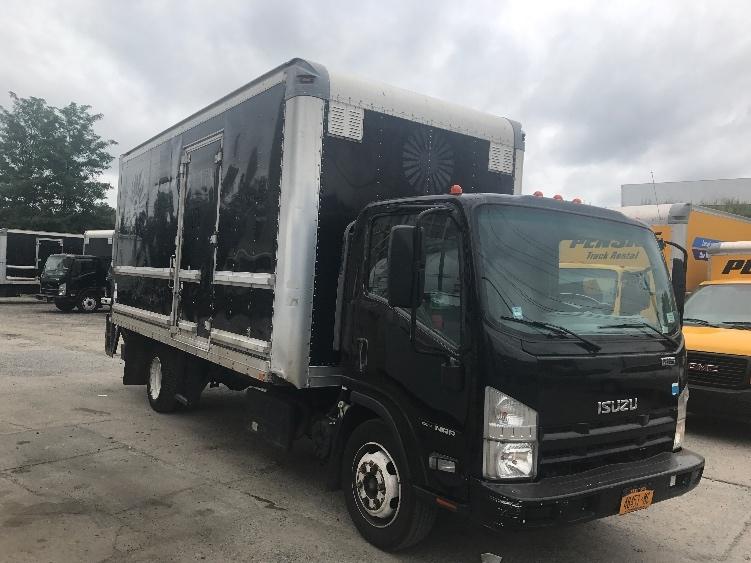 Medium Duty Box Truck-Light and Medium Duty Trucks-Isuzu-2013-NRR-ELMSFORD-NY-139,503 miles-$29,250