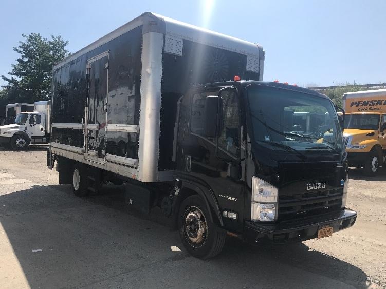 Medium Duty Box Truck-Light and Medium Duty Trucks-Isuzu-2013-NRR-ELMSFORD-NY-150,657 miles-$28,000