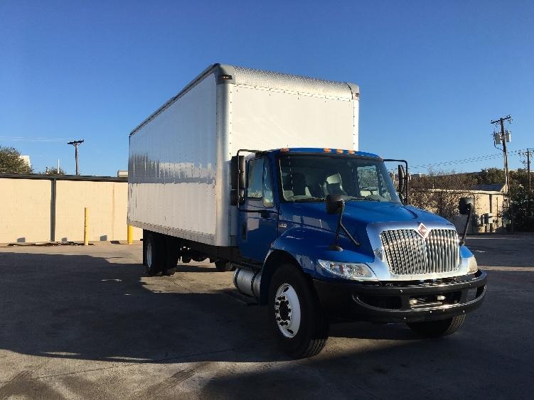 Medium Duty Box Truck-Light and Medium Duty Trucks-International-2013-4300-CARROLLTON-TX-108,267 miles-$32,750