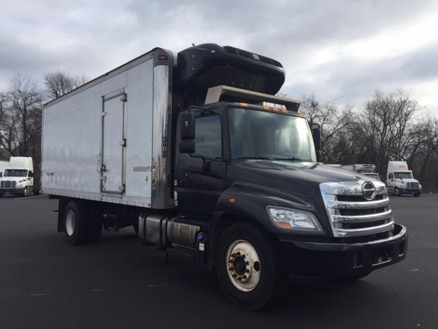 Reefer Truck-Light and Medium Duty Trucks-Hino-2013-338-PENNSAUKEN-NJ-150,735 miles-$30,000