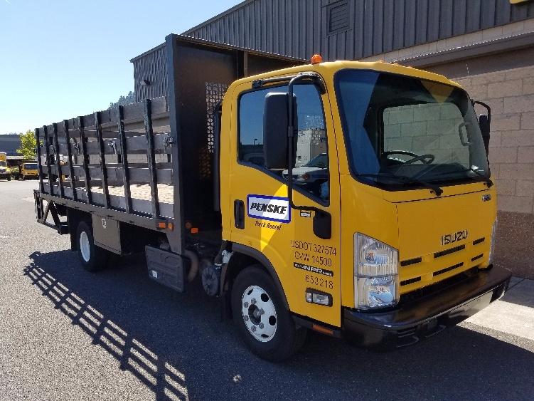 Flatbed Truck-Light and Medium Duty Trucks-Isuzu-2013-NPR-WILSONVILLE-OR-57,846 miles-$36,000