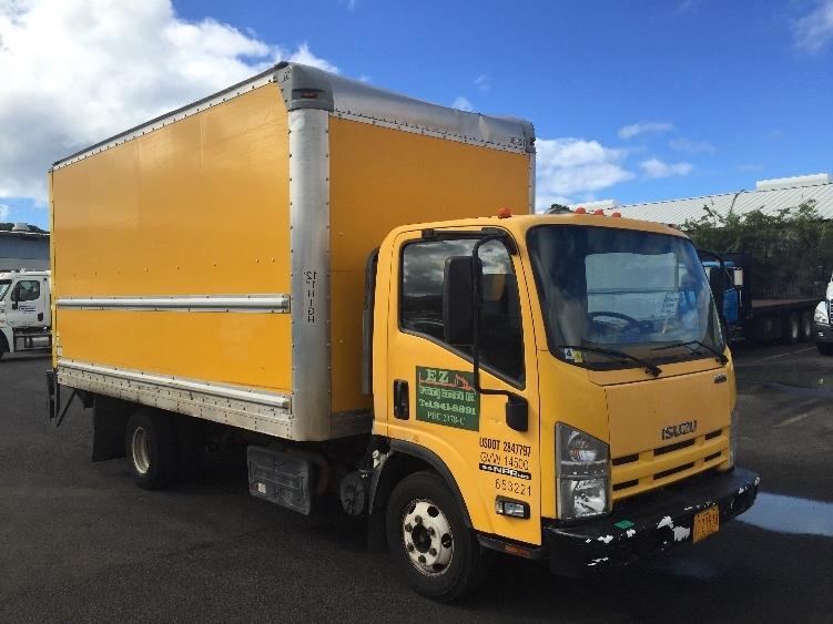 Medium Duty Box Truck-Light and Medium Duty Trucks-Isuzu-2013-NPR-TORRANCE-CA-80,543 miles-$33,250