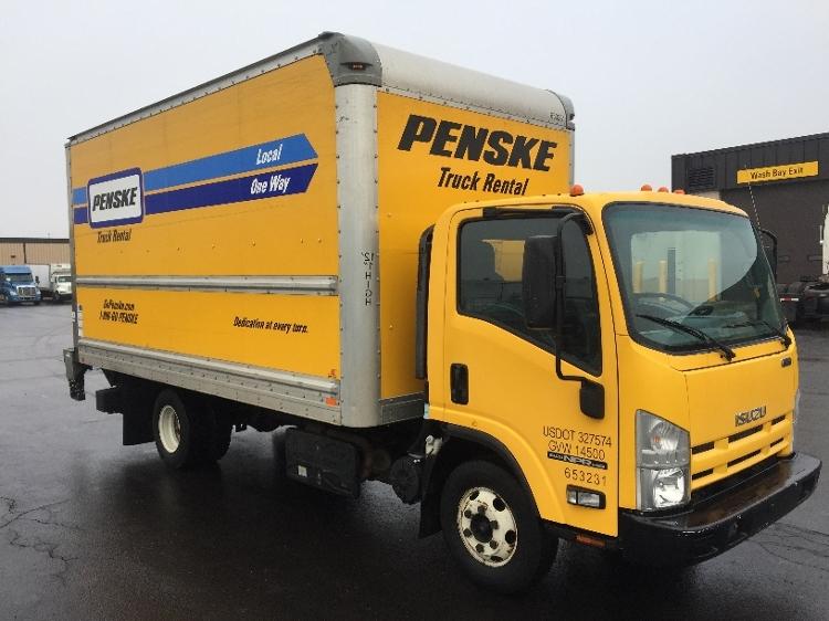 Medium Duty Box Truck-Light and Medium Duty Trucks-Isuzu-2013-NPR-WEST CHICAGO-IL-102,780 miles-$25,000