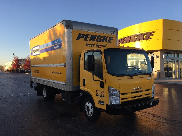 Medium Duty Box Truck-Light and Medium Duty Trucks-Isuzu-2013-NPR-WEST CHICAGO-IL-122,369 miles-$27,000