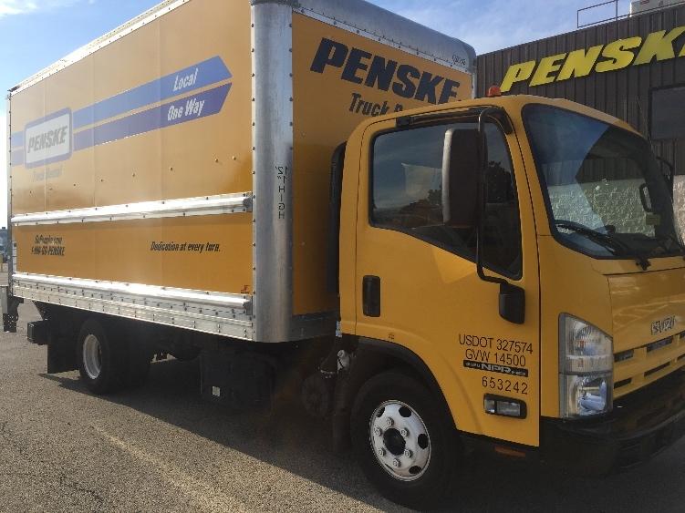 Medium Duty Box Truck-Light and Medium Duty Trucks-Isuzu-2013-NPR-SALEM-VA-138,702 miles-$26,000