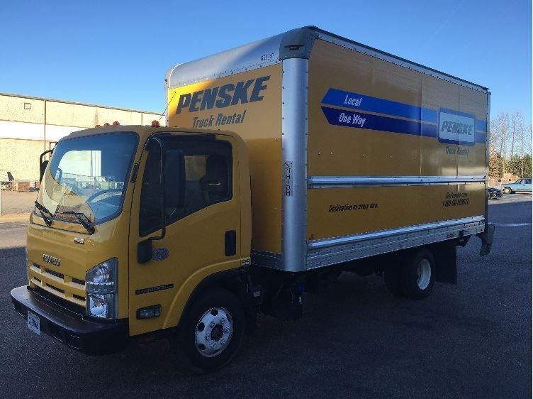Medium Duty Box Truck-Light and Medium Duty Trucks-Isuzu-2013-NPR-KANSAS CITY-MO-138,646 miles-$22,500