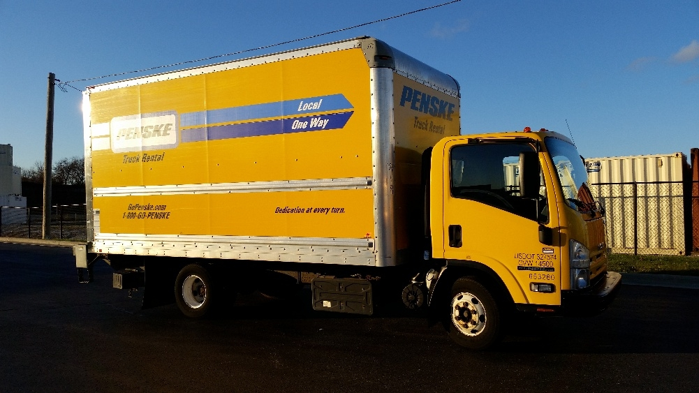 Medium Duty Box Truck-Light and Medium Duty Trucks-Isuzu-2013-NPR-ELK GROVE VILLAGE-IL-146,970 miles-$20,500
