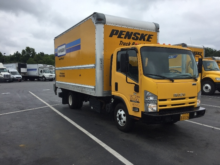 Medium Duty Box Truck-Light and Medium Duty Trucks-Isuzu-2013-NPR-LITTLE ROCK-AR-154,163 miles-$19,500
