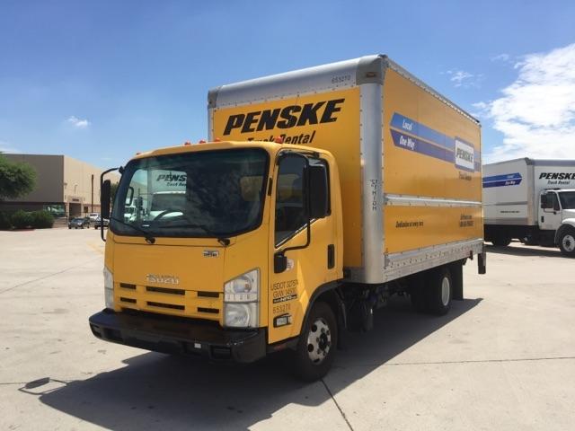 Medium Duty Box Truck-Light and Medium Duty Trucks-Isuzu-2013-NPR-PHOENIX-AZ-139,898 miles-$22,750