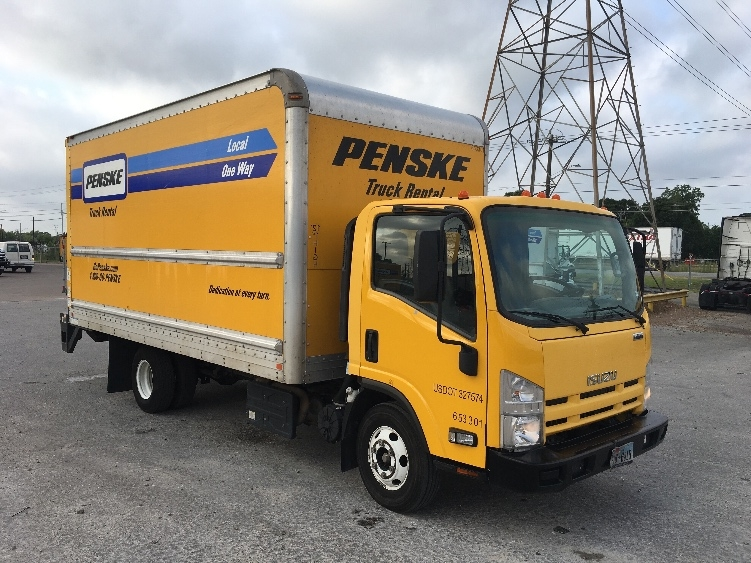 Medium Duty Box Truck-Light and Medium Duty Trucks-Isuzu-2013-NPR-HOUSTON-TX-102,119 miles-$24,500