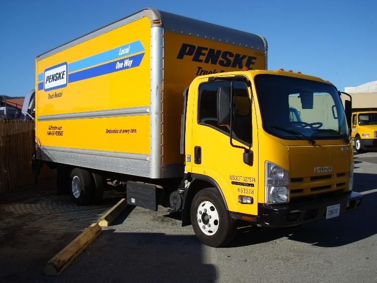 Medium Duty Box Truck-Light and Medium Duty Trucks-Isuzu-2013-NPR-SOUTH SAN FRANCISCO-CA-66,547 miles-$27,500