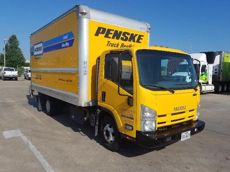 Medium Duty Box Truck-Light and Medium Duty Trucks-Isuzu-2013-NPR-HOUSTON-TX-97,827 miles-$26,000