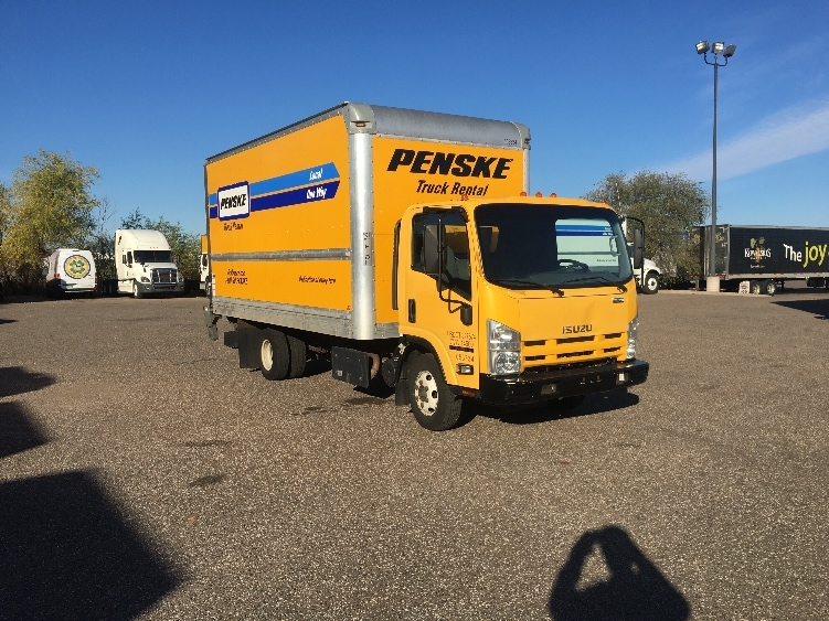 Medium Duty Box Truck-Light and Medium Duty Trucks-Isuzu-2013-NPR-ROSEVILLE-MN-129,978 miles-$26,500