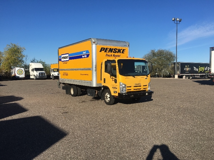 Medium Duty Box Truck-Light and Medium Duty Trucks-Isuzu-2013-NPR-EAGAN-MN-148,770 miles-$25,000