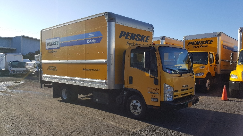 Medium Duty Box Truck-Light and Medium Duty Trucks-Isuzu-2013-NPR-TORRANCE-CA-79,352 miles-$32,500