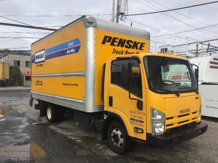 Medium Duty Box Truck-Light and Medium Duty Trucks-Isuzu-2013-NPR-NORTH BERGEN-NJ-89,780 miles-$25,250
