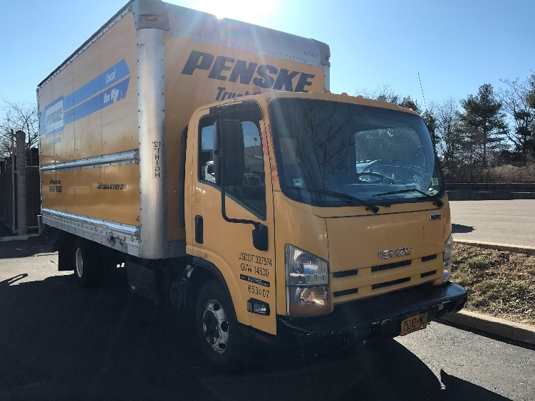 Medium Duty Box Truck-Light and Medium Duty Trucks-Isuzu-2013-NPR-WEST BABYLON-NY-81,970 miles-$27,750