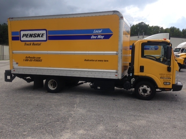 Medium Duty Box Truck-Light and Medium Duty Trucks-Isuzu-2013-NPR-FLORENCE-SC-82,783 miles-$14,000