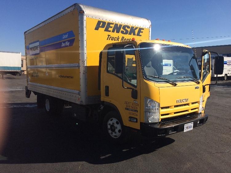 Medium Duty Box Truck-Light and Medium Duty Trucks-Isuzu-2013-NPR-ALBUQUERQUE-NM-87,262 miles-$26,500