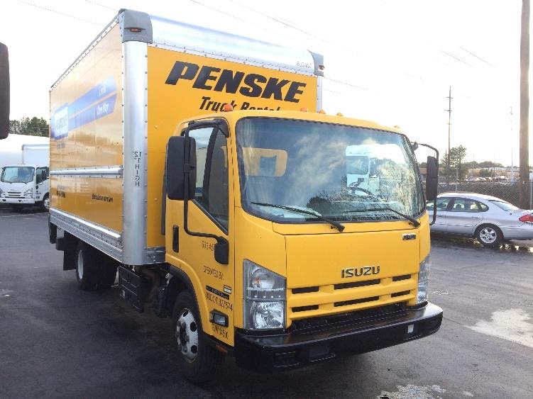 Medium Duty Box Truck-Light and Medium Duty Trucks-Isuzu-2013-NPR-AUGUSTA-GA-113,272 miles-$24,750