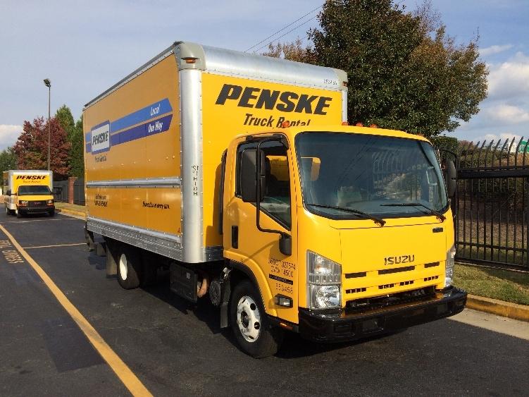 Medium Duty Box Truck-Light and Medium Duty Trucks-Isuzu-2013-NPR-DULUTH-GA-98,212 miles-$26,250