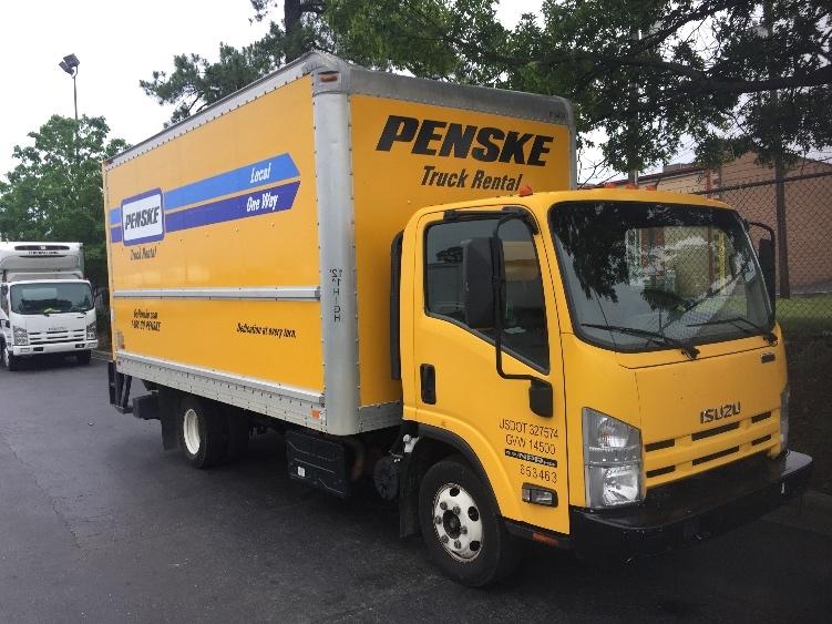Medium Duty Box Truck-Light and Medium Duty Trucks-Isuzu-2013-NPR-CHARLOTTE-NC-175,866 miles-$19,750