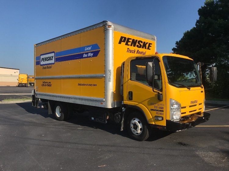 Medium Duty Box Truck-Light and Medium Duty Trucks-Isuzu-2013-NPR-WEST COLUMBIA-SC-193,860 miles-$18,250