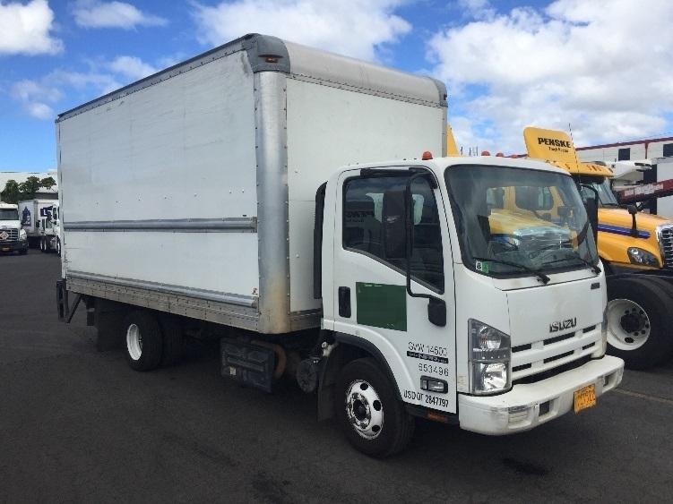 Medium Duty Box Truck-Light and Medium Duty Trucks-Isuzu-2013-NPR-TORRANCE-CA-91,544 miles-$35,250