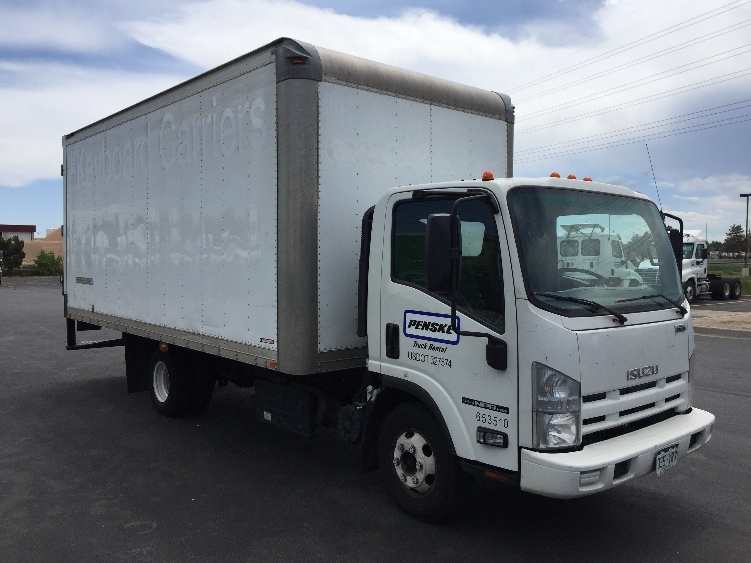 Medium Duty Box Truck-Light and Medium Duty Trucks-Isuzu-2013-NPR-DENVER-CO-177,500 miles-$23,250