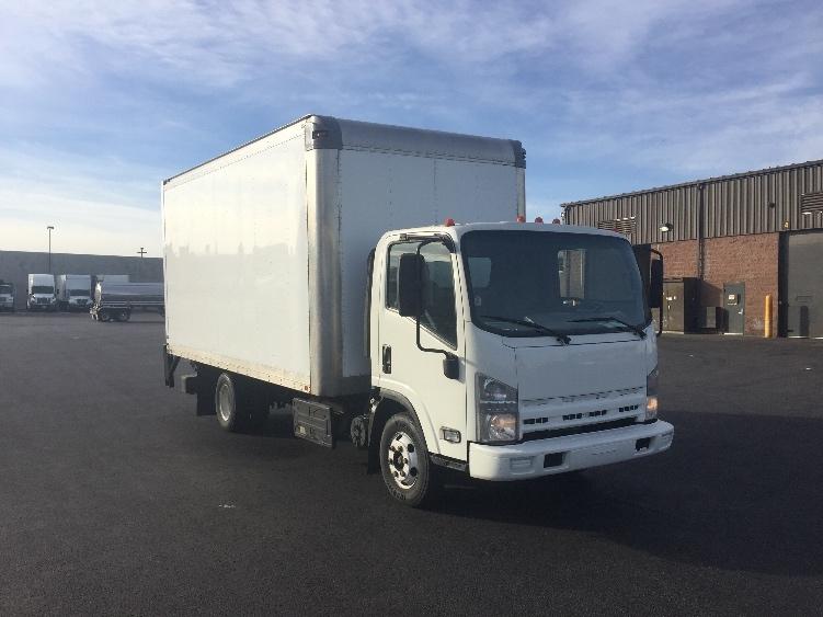 Medium Duty Box Truck-Light and Medium Duty Trucks-Isuzu-2013-NPR-LAS VEGAS-NV-78,267 miles-$34,000