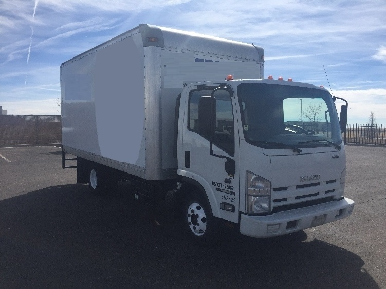 Medium Duty Box Truck-Light and Medium Duty Trucks-Isuzu-2013-NPR-COLORADO SPRINGS-CO-205,620 miles-$19,500