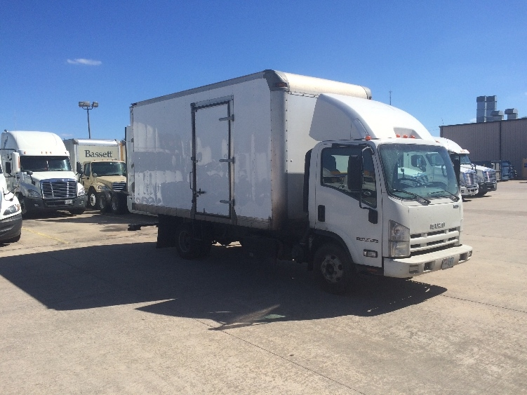 Medium Duty Box Truck-Light and Medium Duty Trucks-Isuzu-2013-NPR-HOUSTON-TX-215,317 miles-$18,250