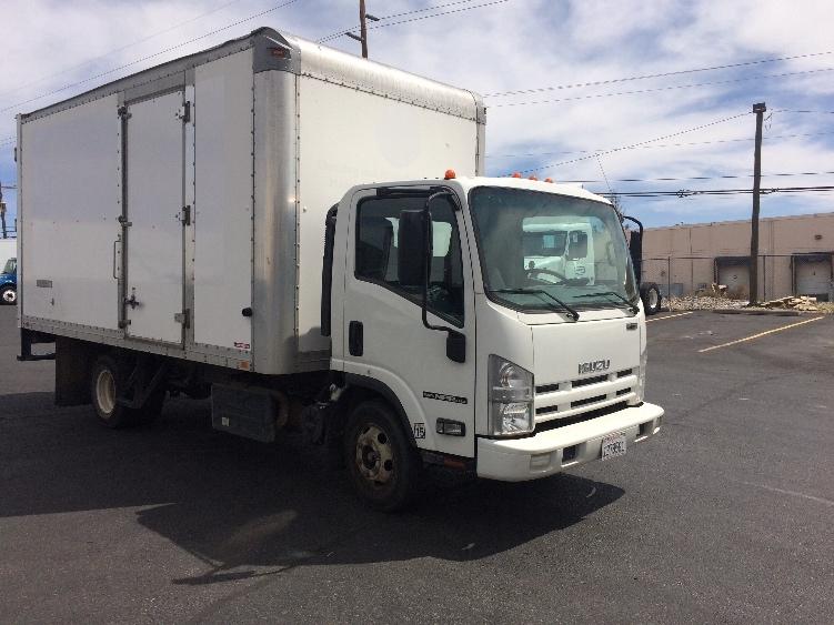 Medium Duty Box Truck-Light and Medium Duty Trucks-Isuzu-2013-NPR-ALBUQUERQUE-NM-68,928 miles-$29,500