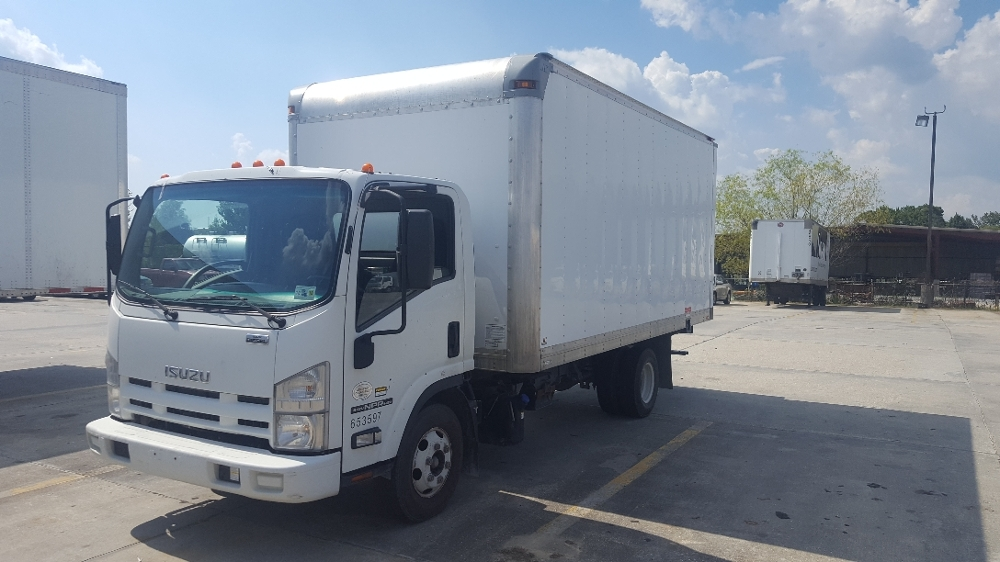 Medium Duty Box Truck-Light and Medium Duty Trucks-Isuzu-2013-NPR-HAMMOND-LA-93,747 miles-$22,250