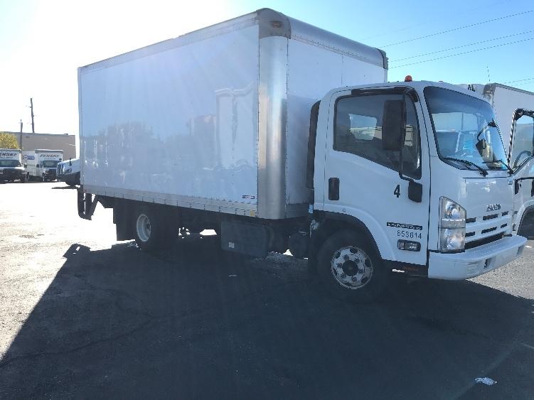 Medium Duty Box Truck-Light and Medium Duty Trucks-Isuzu-2013-NPR-ALBUQUERQUE-NM-165,889 miles-$19,500