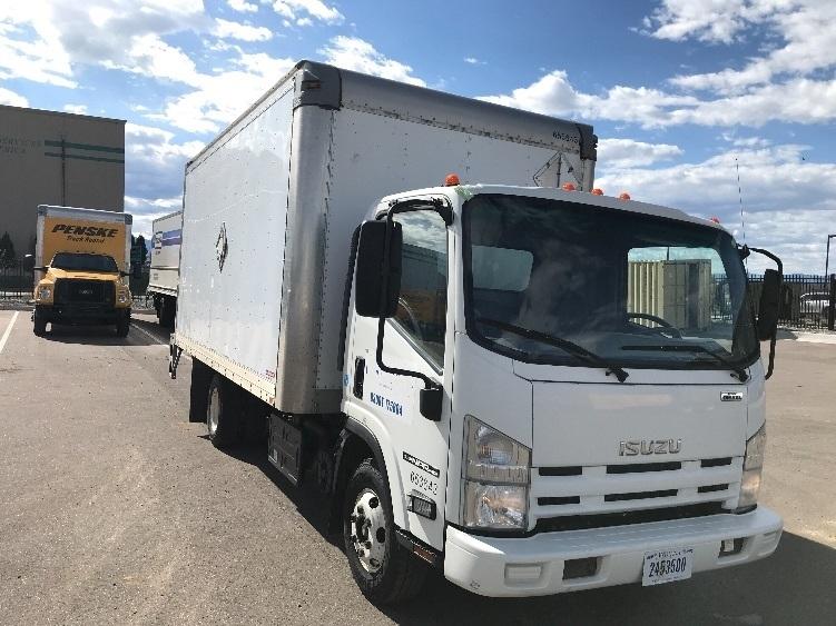 Medium Duty Box Truck-Light and Medium Duty Trucks-Isuzu-2013-NPR-LOVELAND-CO-116,916 miles-$29,250